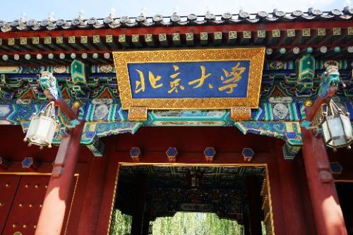 北京大学研修