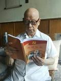 梅州籍的长征老红军杨永松